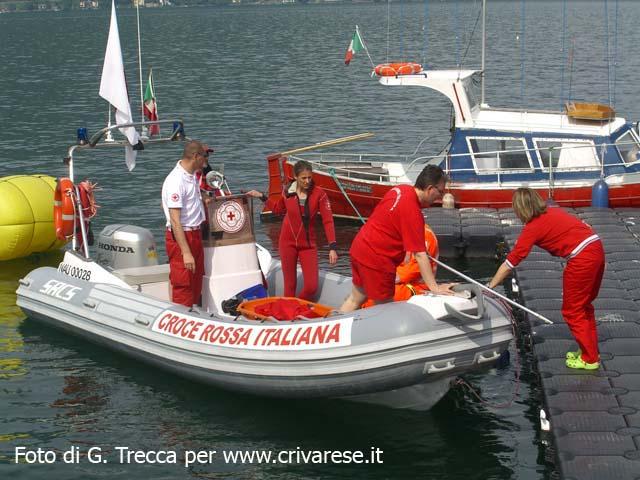 Dynamic Dive Exibition – Maccagno 2008
