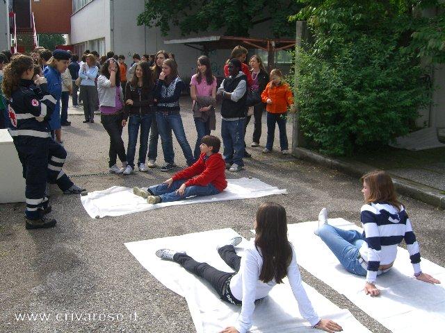 """Evacuazione e Primo Soccorso """"Pellico 2008"""""""
