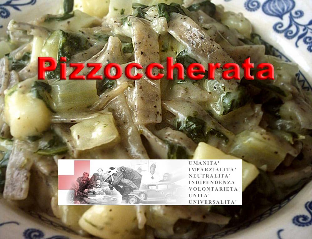 pizzocherata