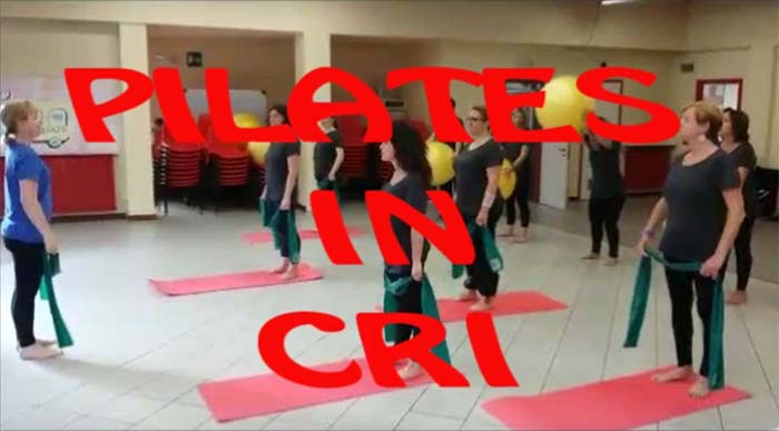 Pilates in CRI