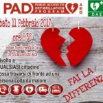 Corso PAD – Public Access to Defibrillation program