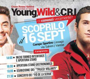 Young, Wild & CRI @ Campo Sportivo Lissago Varese | Varese | Lombardia | Italia