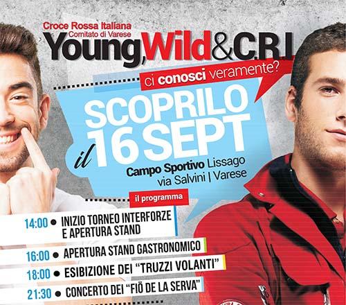Young, Wild & CRI