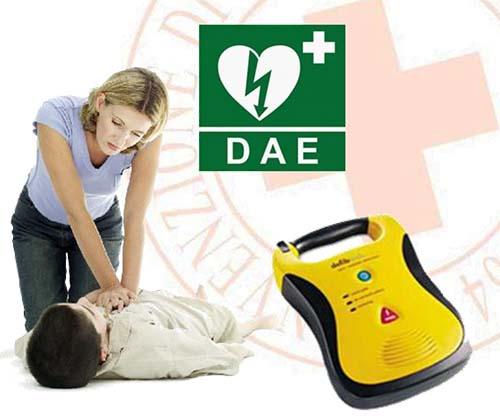 Corso di abilitazione all'uso del Defibrillatore – 18 Settembre 2017