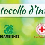 Protocollo d'intesa tra Legambiente e Croce Rossa