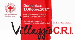 Villaggio CRI 2017 @ Giardini di Palazzo Estense | Varese | Lombardia | Italia