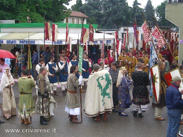 Palio del Carroccio – Legnano 2008
