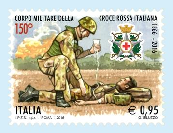 Numismatica e Filatelia 02916_F_corpo_militare_croce_rossaitaliana_350