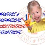 Manovre di Rianimazione e Disostruzione Pediatriche 13 Ottobre 2019