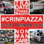 #CRINPIAZZA, 18 Settembre 2016