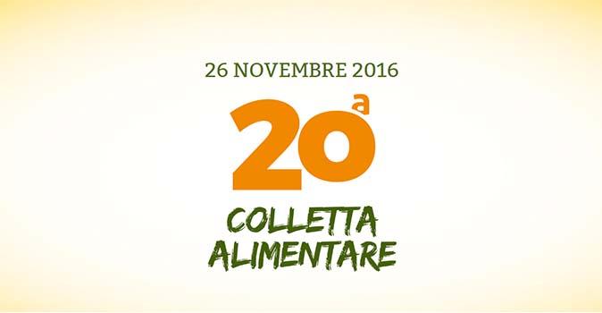 26 Novembre 2016 – 20a Colletta Alimentare