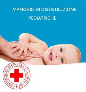 Manovre di disostruzione pediatriche – Il video