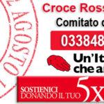 Dona il 5x1000 a Croce Rossa Italiana Comitato di Varese