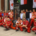 Linde Material Handling S.p.A. dona un carrello elevatore alla Cri di Varese