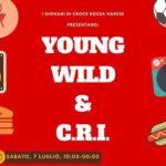 Young Wild & CRI 2018