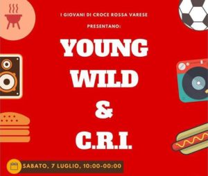 "Young, Wild & CRI 2018 @ Campo Rugby Varese ""Aldo Levi"" 