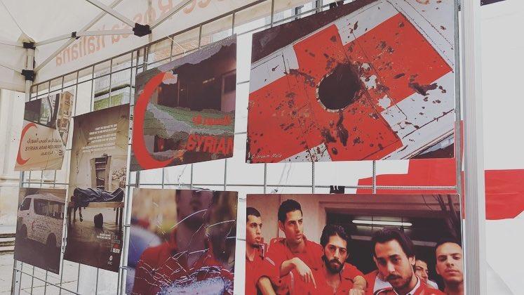 """""""Non sono un Bersaglio"""" – Varese 13 Aprile 2019 – Galleria Fotografica"""
