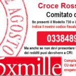 Il tuo 5x1000 a Croce Rossa Italiana Comitato di Varese