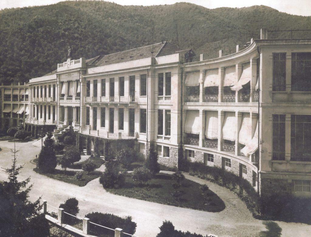 Cuasso al Monte – Il vecchio Sanatorio – Galleria fotografica