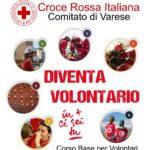 Diventa Volontario della Croce Rossa Italiana - Corso Base