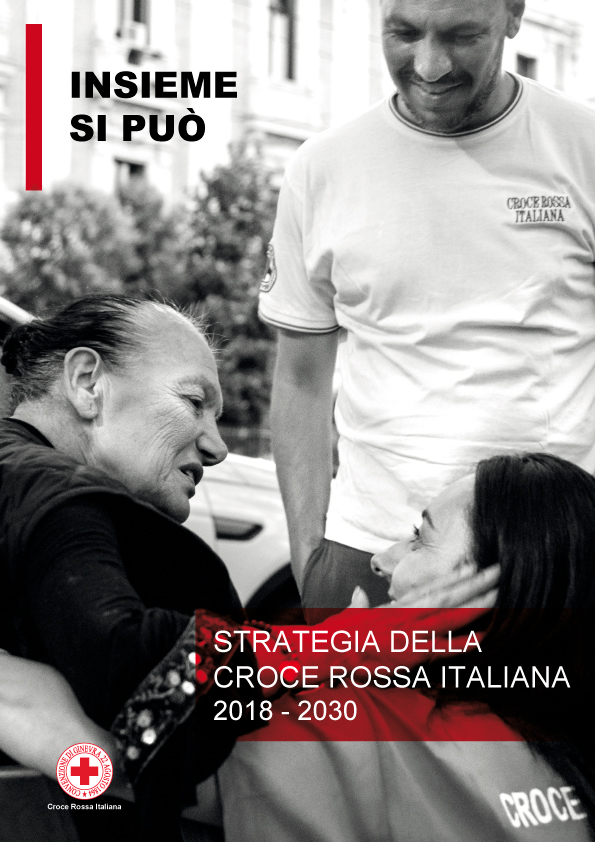 Strategia 2030 – I nuovi obbiettivi della Croce Rossa Italiana