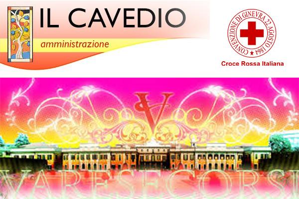 VareseCorsi e Croce Rossa Varese