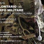 Diventa Volontario del Corpo Militare della Croce Rossa Italiana