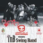 Concerto benefico con TnB Swing Band - 23 Novembre 2019