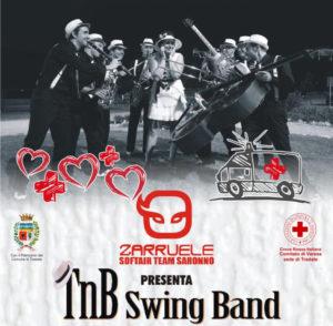 Concerto benefico con TnB Swing Band @ Cinema Teatro Nuovo - Abbiate Guazzone | Tradate | Lombardia | Italia