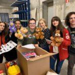 Raccolta aiuti umanitari per la Bosnia Erzegovina