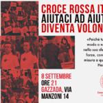 Diventa Volontario della Croce Rossa Italiana - Serate di presentazione corso Volontari