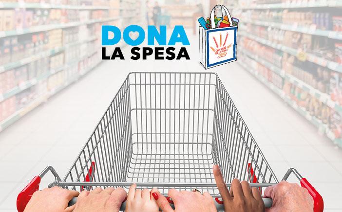 """""""Una mano per la Scuola"""" – Dona la spesa – 18/19/20 Settembre 2020"""