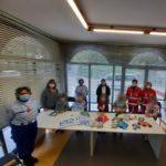 Donazione materiale scolastico alla Scuola di Gazzada