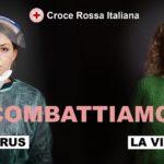 """Croce Rossa """"In un'immagine social, donne contro il virus e contro la violenza"""""""