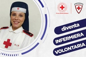 Al via la campagna di reclutamento per diventare Infermiera Volontaria – Crocerossina