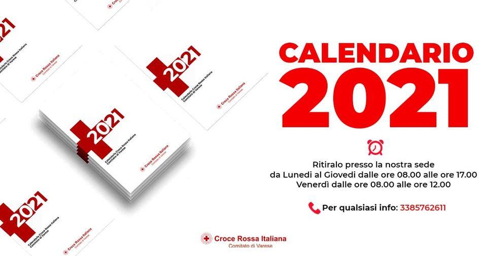 Calendario CRI Varese 2021