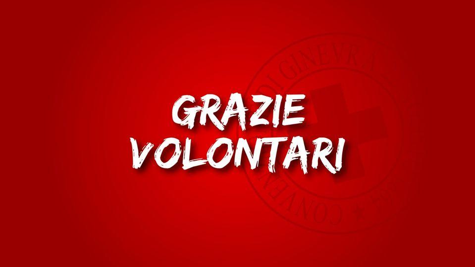 Grazie Volontari – 5 Dicembre Giornata Mondiale del Volontariato