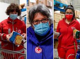 """Sfida al Covid e all'emergenza sociale, la Croce Rossa di Varese sempre """"in prima linea"""""""
