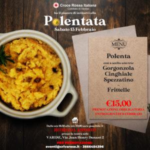 Polentata - Sabato 13 Febbraio 2020