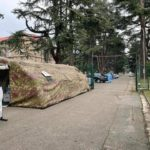 Contributo delle Crocerossine all'ospedale Militare di Baggio