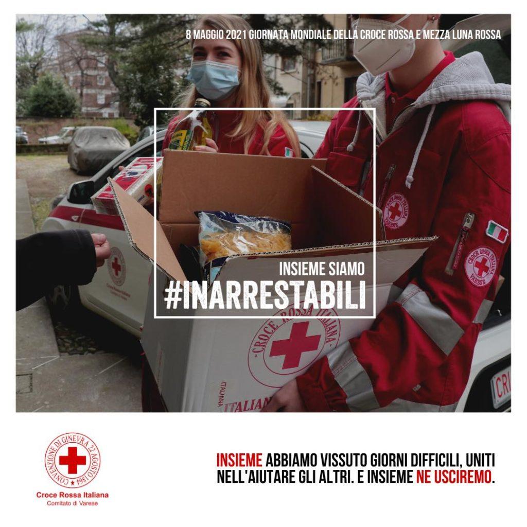 8 Maggio – Festa della Croce Rossa
