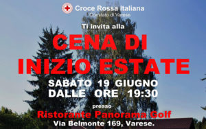 Cena di inizio Estate @ Ristorante Panorama Golf | Varese | Lombardia | Italia