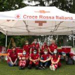 Buona cucina e solidarietà, grande successo per la cena d'estate della Croce rossa di Varese