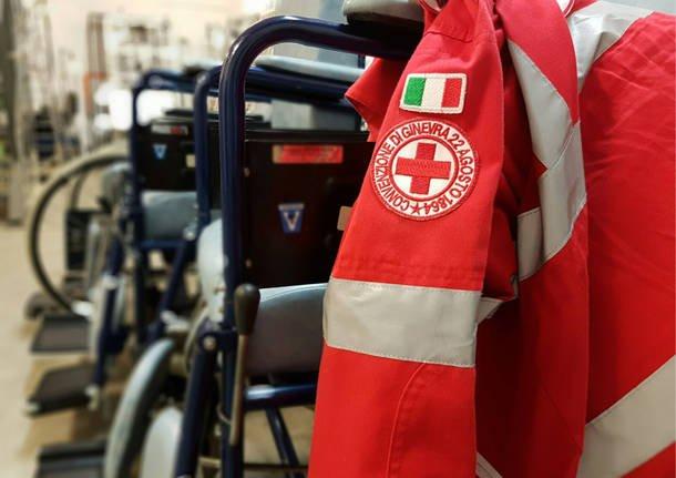 Corso Base per Volontari CRI – Sede di Tradate