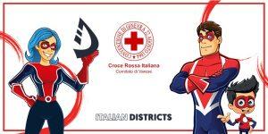 Italian Districts per sostenere la CRI di Varese