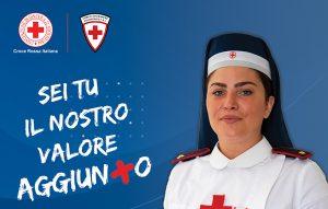 Diventa CROCEROSSINA – Al via la campagna di reclutamento per diventare Infermiera Volontaria